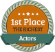 Richest Actor