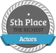 5th Richest Actor