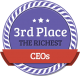 3rd Richest CEO