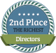 2nd Richest Director