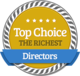 High Position of Wealth in Richest Directors