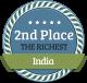 2nd Richest Indian Celebrity