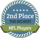 2nd Richest NFL Player