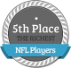 5th Richest NFL Player