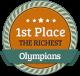 Richest Olympian