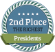2nd Richest President