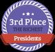 3rd Richest President