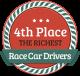 4th Richest Race Car Driver