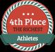 4th Richest Athlete