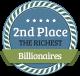 2nd Richest Billionaire
