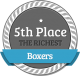 5th Richest Boxer