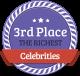 3rd Richest Celebrity