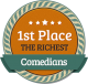 Richest Comedian