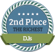 2nd Richest DJ