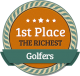 Richest Golfer