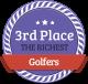3rd Richest Golfer