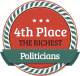 4th Richest Politician
