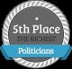 5th Richest Politician