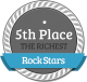 5th Richest Rock Star
