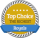 High Position of Wealth in Richest Royals