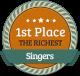 Richest Singer