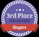 3rd Richest Singer