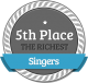 5th Richest Singer