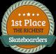 Richest Skateboarder