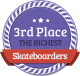 3rd Richest Skateboarder