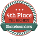 4th Richest Skateboarder