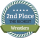 2nd Richest Wrestler