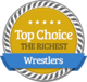 High Position of Wealth in Richest Wrestlers