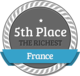 5th Richest Person in France