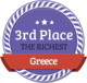 3rd Richest Person in Greece