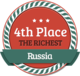 4th Richest Person in Russia
