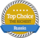 High Position of Wealth in Russia