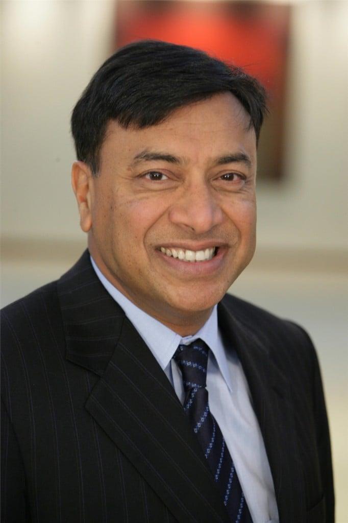 What is Lakshmi Mittal's net worth?