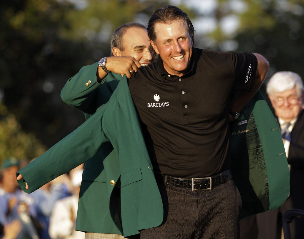 How much is Phil Mickelson worth?