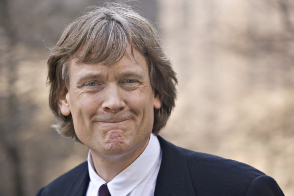 What is David Thomson's net worth?