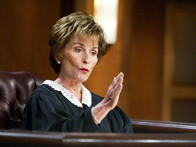 Judge Judy Salary