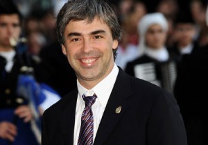 How much money is Larry Page worth?