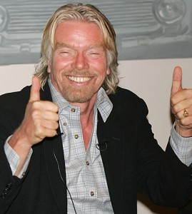 How much is Richard Branson worth?