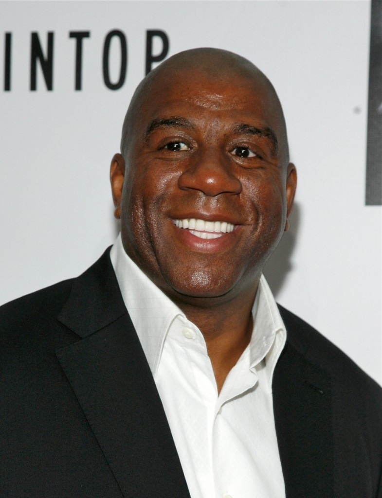 Magic Johnson a un déficit d'attention sans hyperactivité