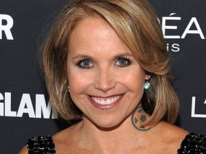 How much does Katie Couric make per year?
