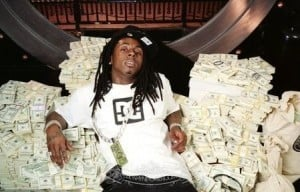 How much money does Lil Wayne have?