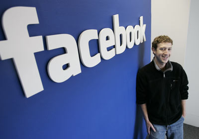 Richest CEO Mark Zuckerberg