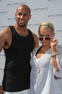 How much does Hank Baskett make?