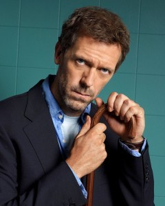 How much does Hugh Laurie make?