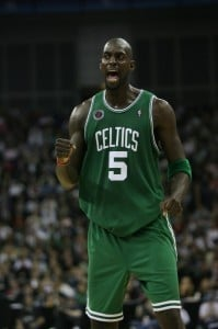 Kevin Garnett Net Worth and Salary