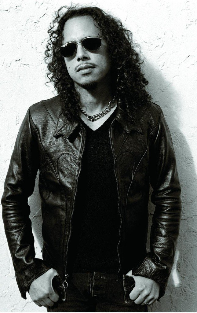 How much money does Kirk Hammett have?